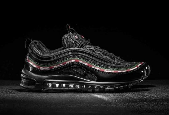 UNDEFEATED x Nike Air Max 97 全新聯乘系列即將來襲