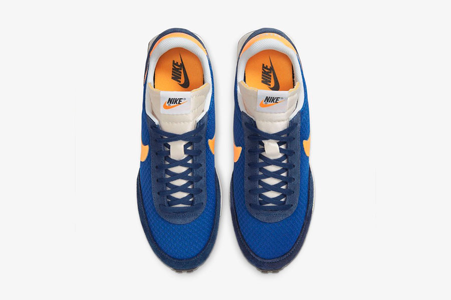 Nike 复古跑鞋 Air Tailwind 79 全新 Game Royal/Laser Orange 配色鞋款插图(3)