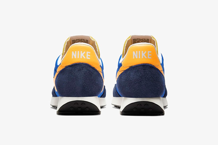 Nike 复古跑鞋 Air Tailwind 79 全新 Game Royal/Laser Orange 配色鞋款插图(4)