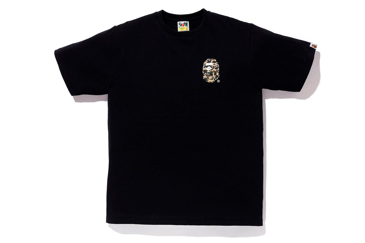 A BATHING APE® x GOD SELECTION XXX 推出全新联名系列插图(4)