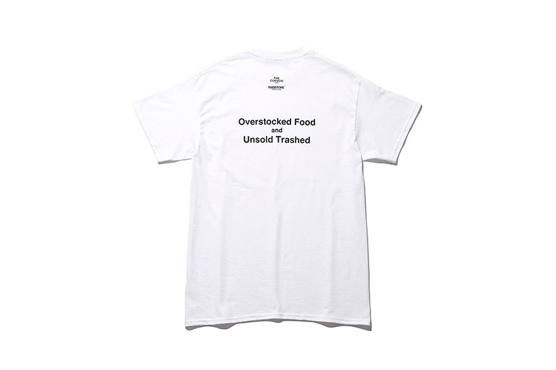 THE CONVENI x UNDERCOVER MADSTORE 两个日本潮牌联名 T-Shirt插图(3)