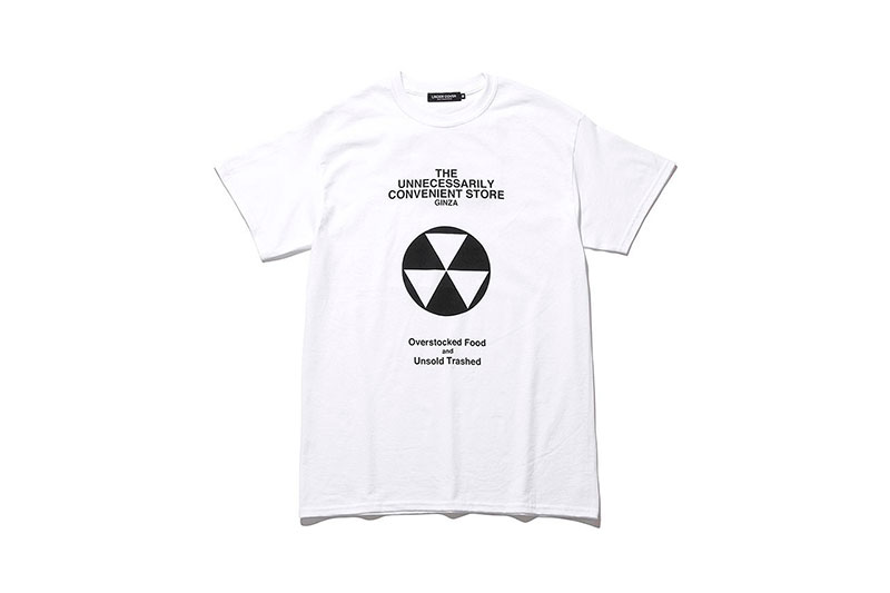THE CONVENI x UNDERCOVER MADSTORE 两个日本潮牌联名 T-Shirt插图(4)