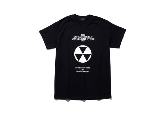 THE CONVENI x UNDERCOVER MADSTORE 两个日本潮牌联名 T-Shirt插图