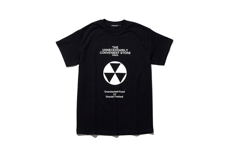 THE CONVENI x UNDERCOVER MADSTORE 两个日本潮牌联名 T-Shirt插图(6)