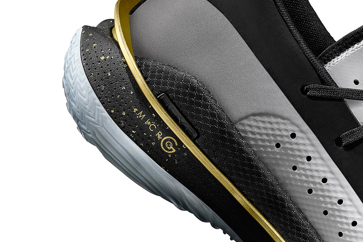 Under Armour Curry 7 全新 FOR THE GAME 配色鞋款618天猫旗舰店首发插图(4)