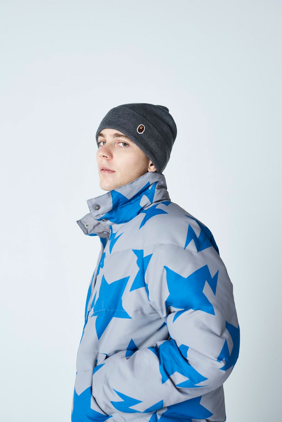 潮牌 A BATHING APE® 发布 2020 最新秋冬男装搭配造型 Lookbook插图(5)