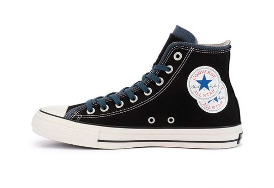 Converse Japan 推出 ALL STAR 100 DOUBLEPARTS Hi 全新鞋款系列插图