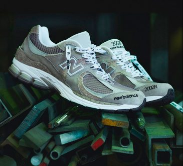 INVINCIBLE x N.HOOLYWOOD x New Balance 三方联名鞋款 ML2002RV插图